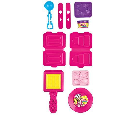 Barbie Massinhas - Sorveteria Divertida - Fun