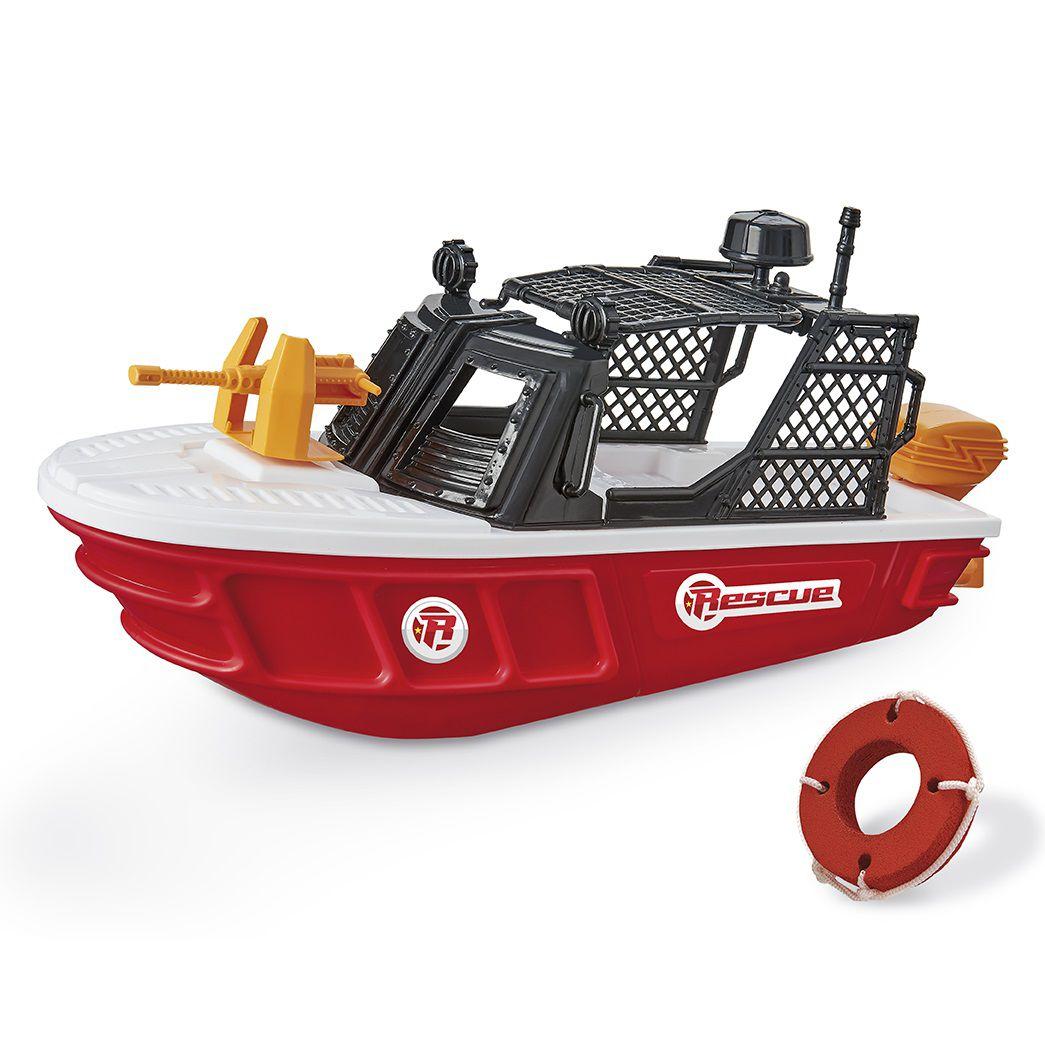 Barco Rescue Team - Usual Brinquedos