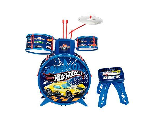Bateria Infantil - Hot Wheels - Fun