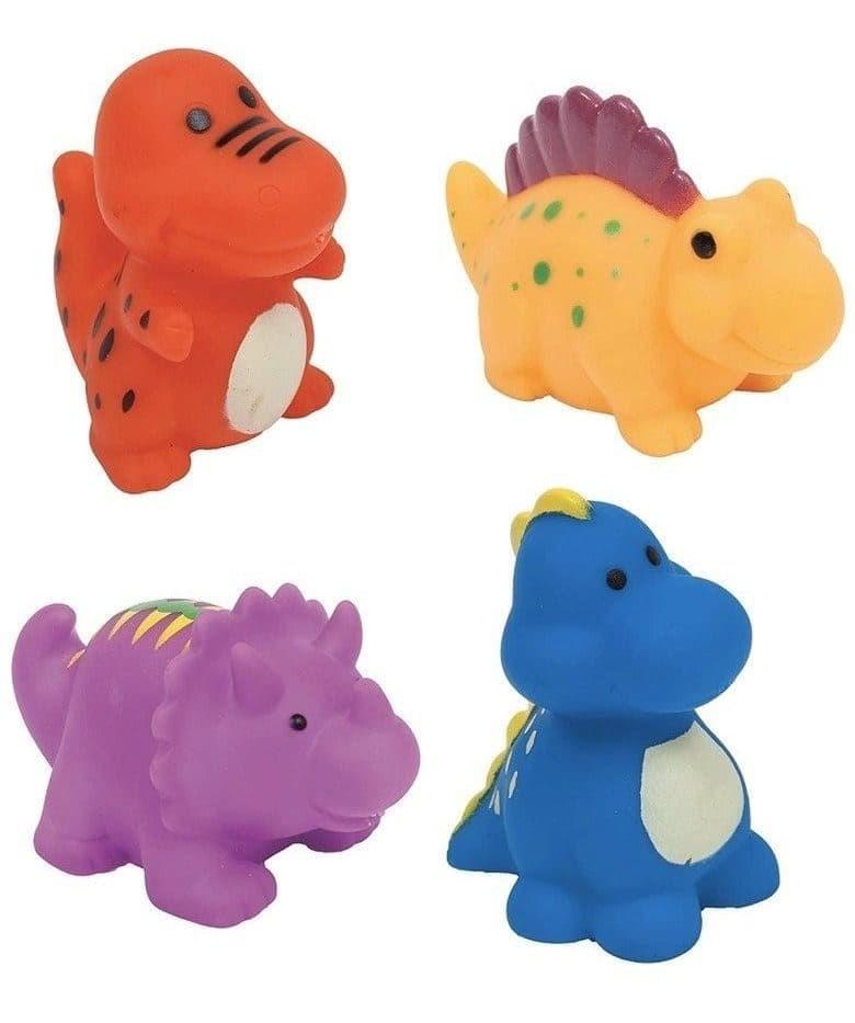 Bichinhos de Banho - Dinossauros - Buba
