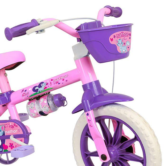 Bicicleta Aro 12 - Cat - Nathor