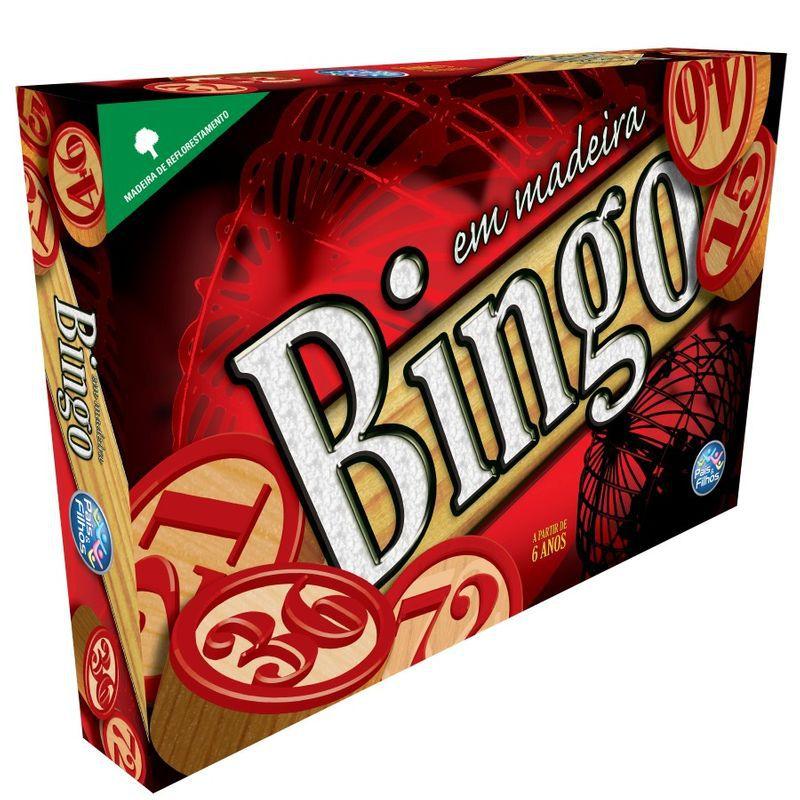Bingo em Madeira - Pais e Filhos