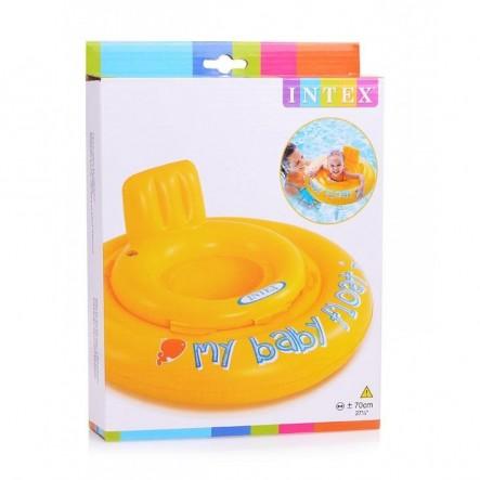 Boia Infantil - My Baby Float - Amarelo - Intex