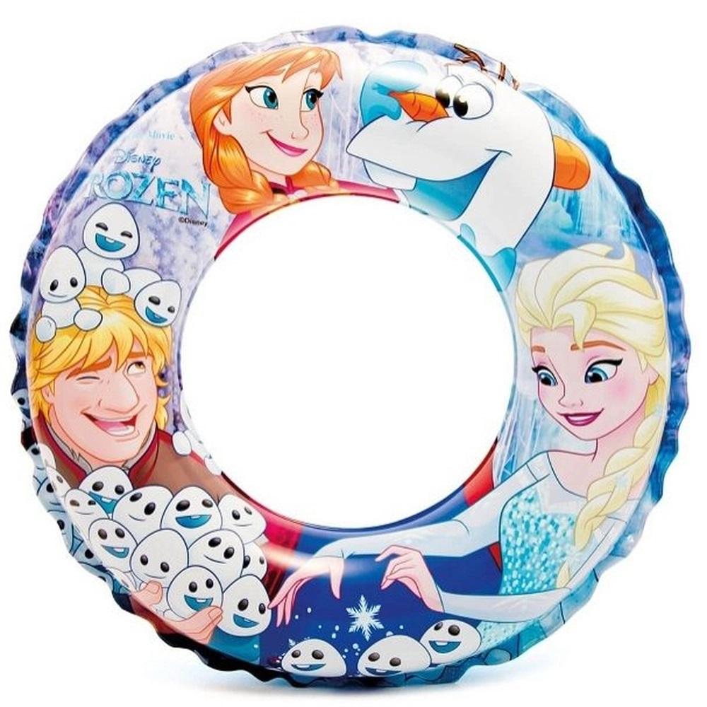 Boia Inflável Disney Frozen - 51cm - Intex