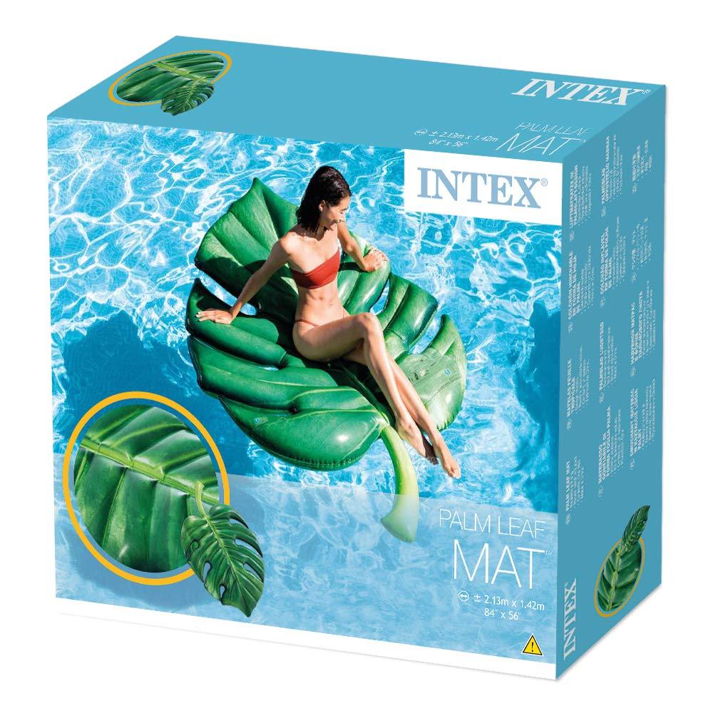 Boia Inflável - Folha de Palmeira - Intex