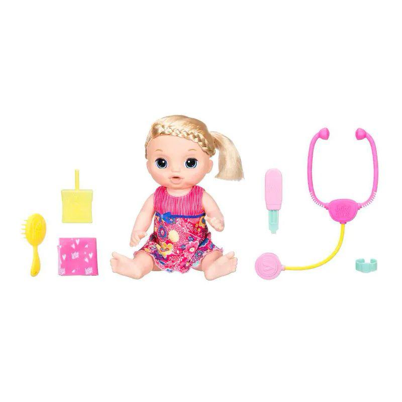 Boneca Baby Alive - Doces Lágrimas - Loira - Hasbro