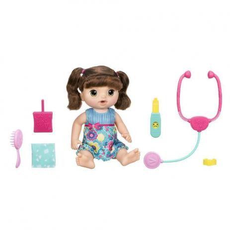 Boneca Baby Alive - Doces Lágrimas - Morena - Hasbro