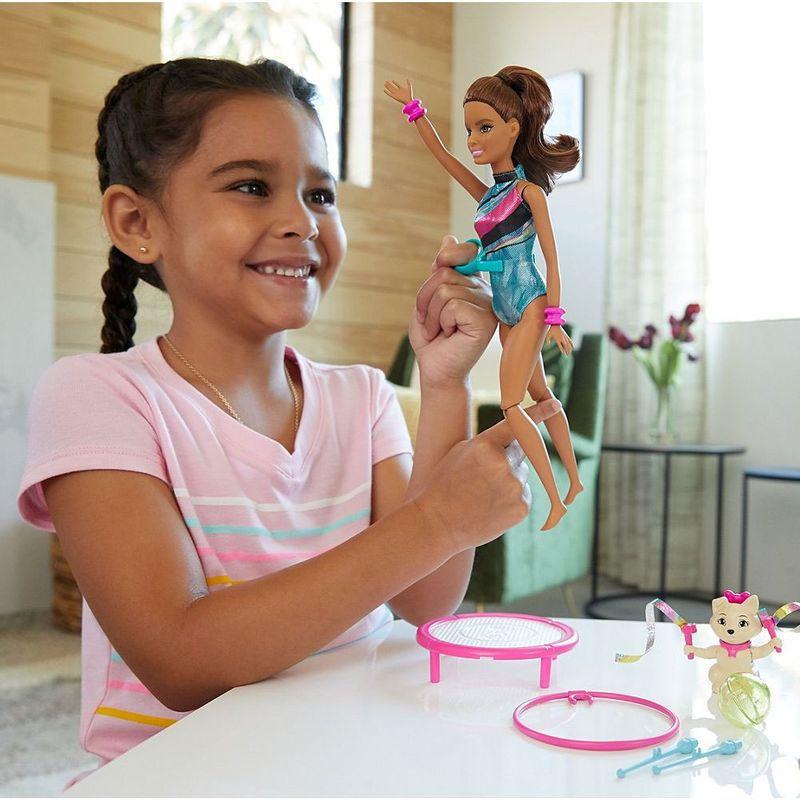 Boneca Barbie - Ginasta - DreamHouse Adventures - Mattel