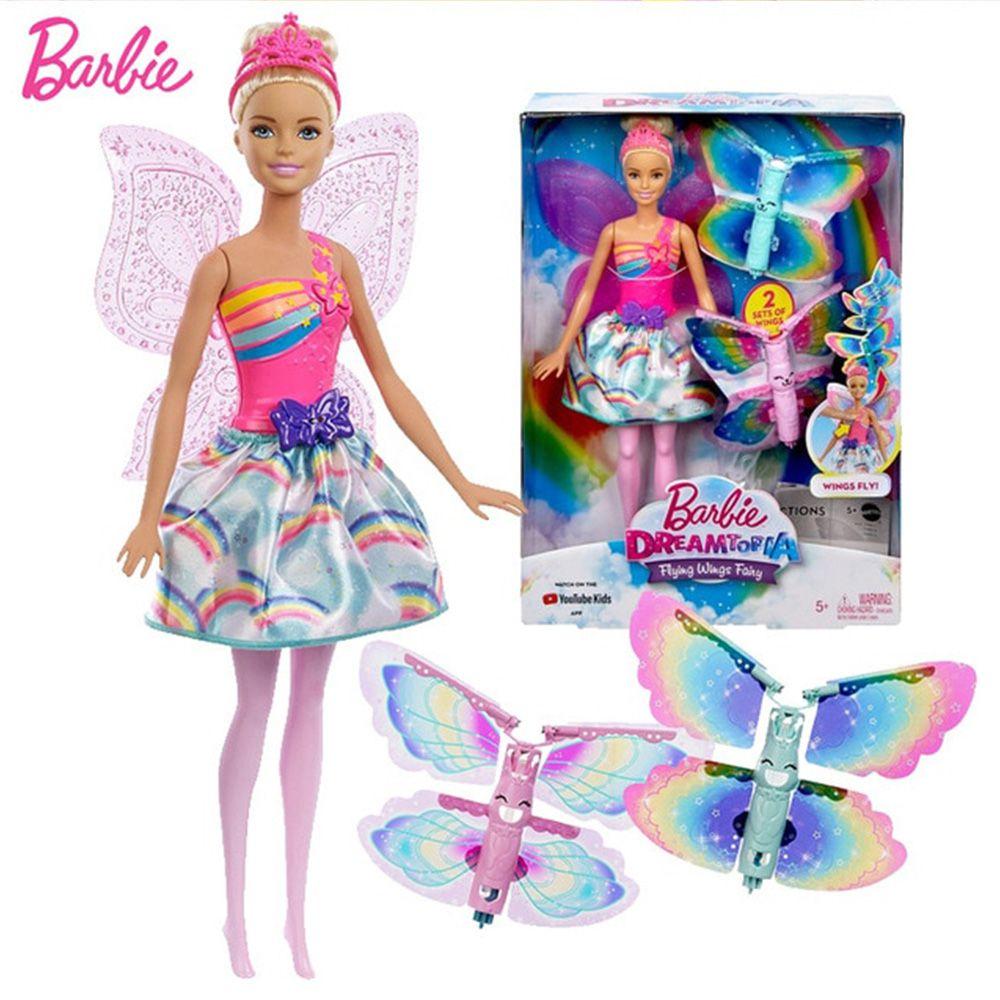 Boneca Barbie Dreamtopia - Fada Voadora - Mattel