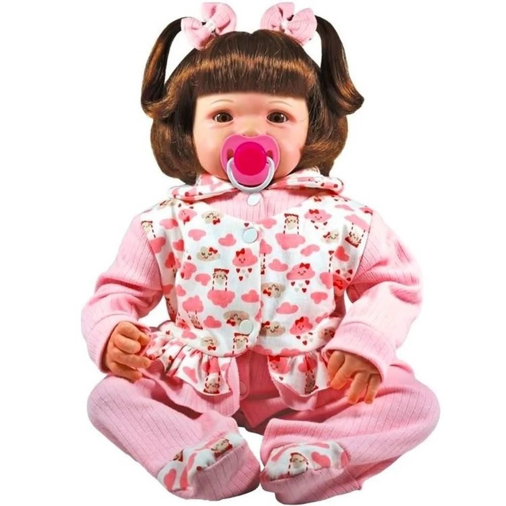 Boneca Bebê Reborn - Coleção Doll Realist - Eloise - Sid-Nyl