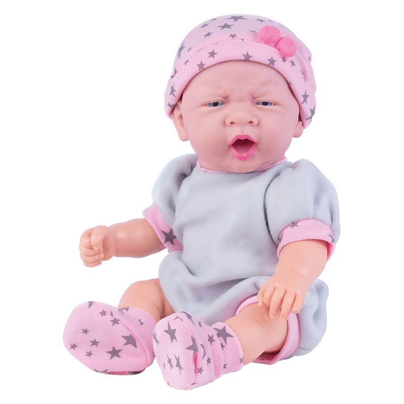 Boneca Bebê - Sweet Reborn - Primeira Vacina - Cotiplás