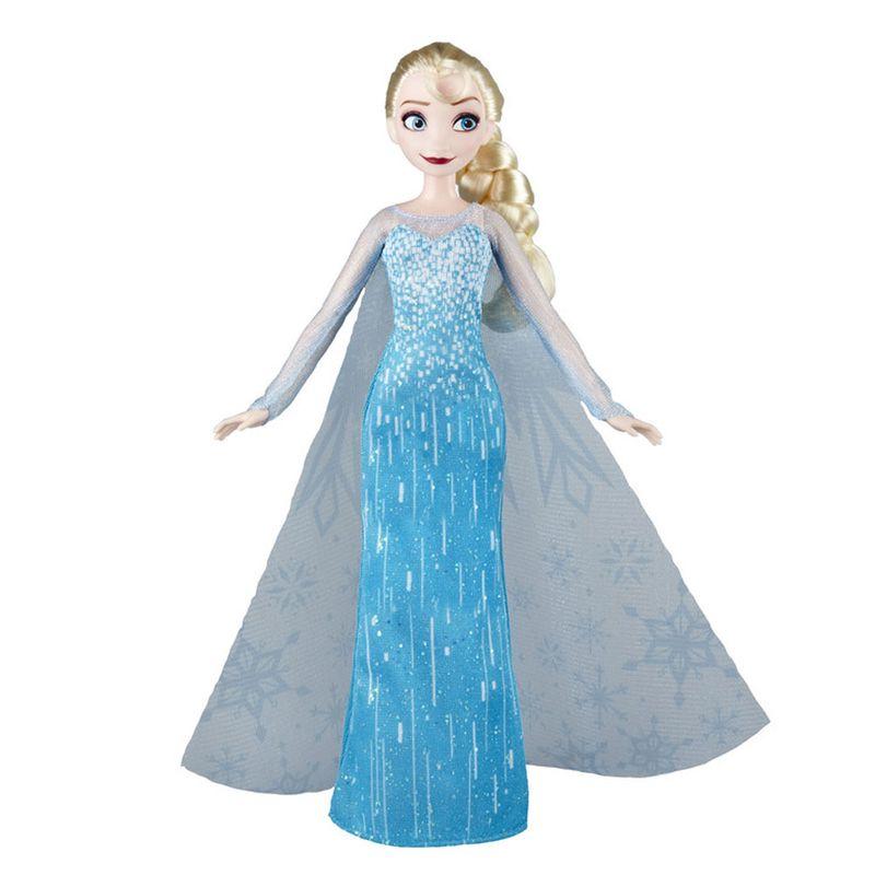 Boneca Clássica - Disney Frozen - Elsa - Hasbro