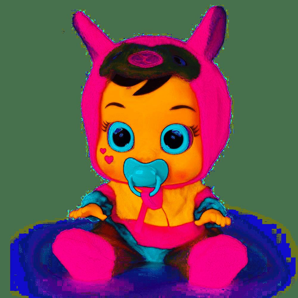Boneca Cry Babies - Sons e Lágrimas de Verdade - Lena - Multikids