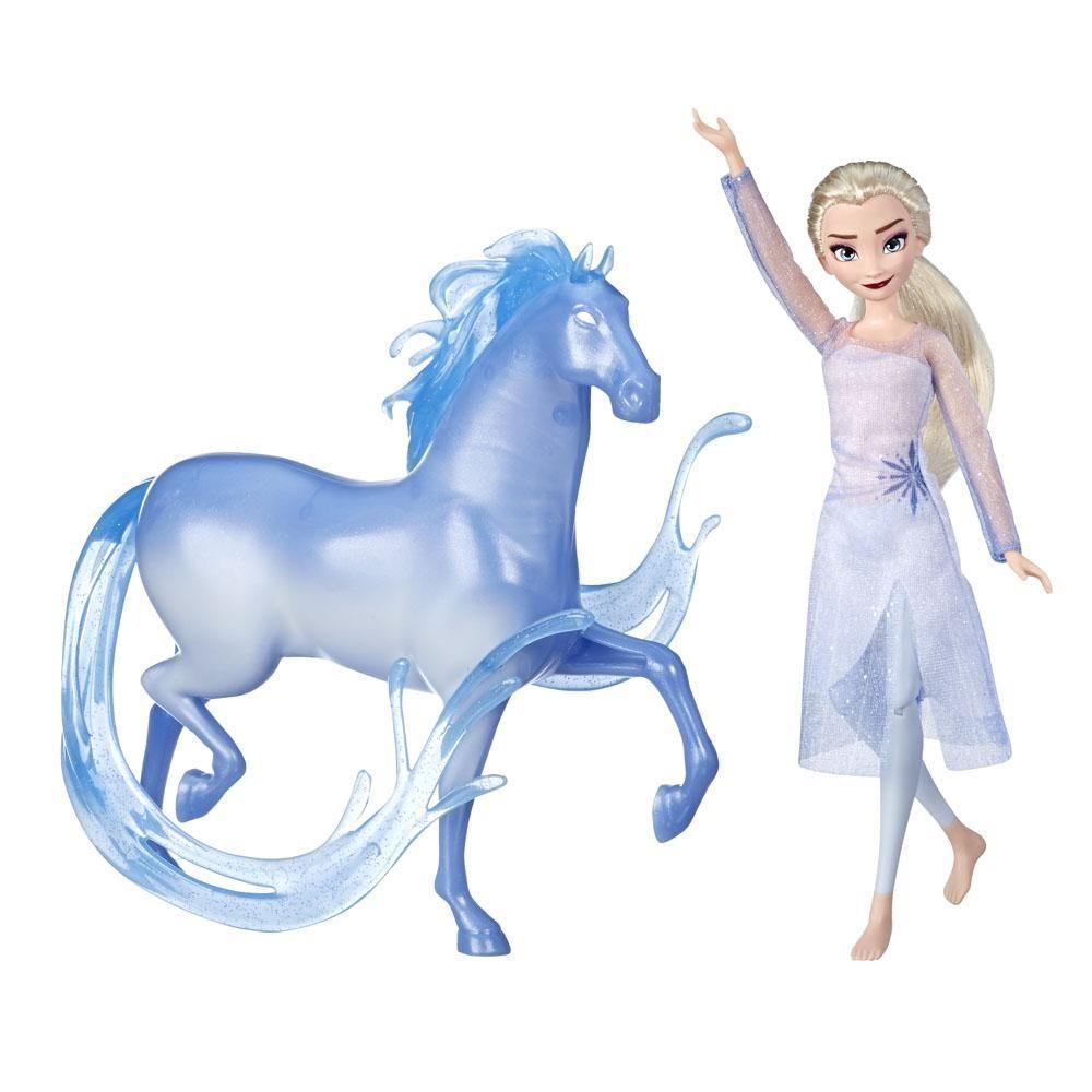 Boneca Frozen 2 - Elsa e Nokk - Hasbro