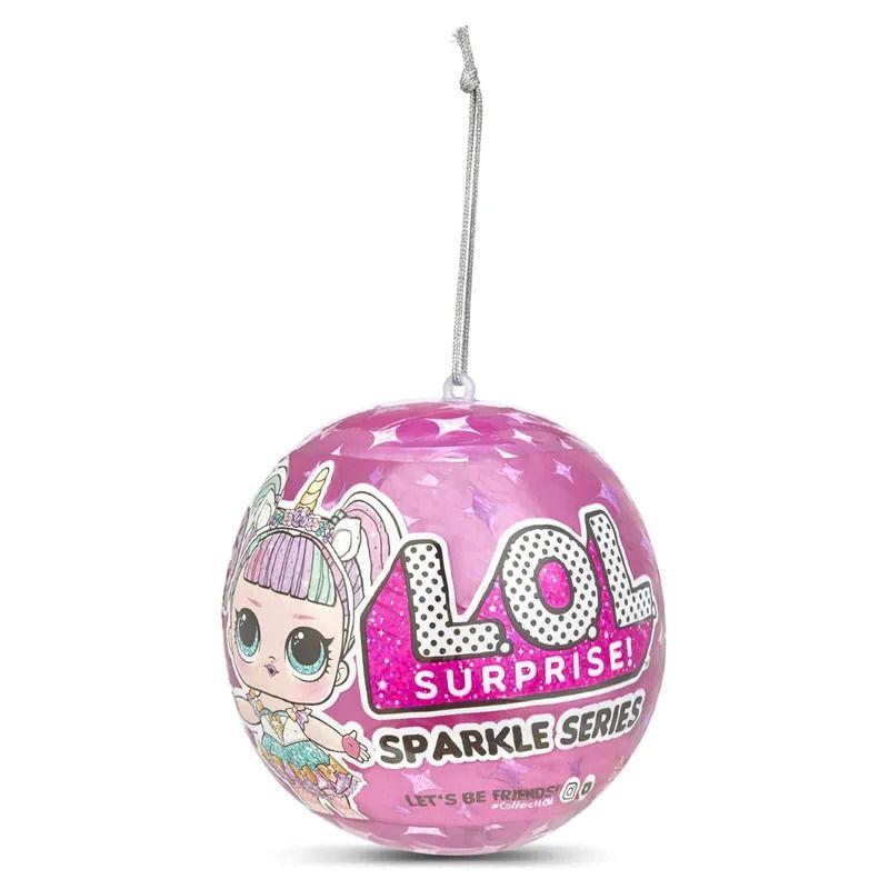 Boneca LOL - 7 Surpresas - Sparkle Series - Candide