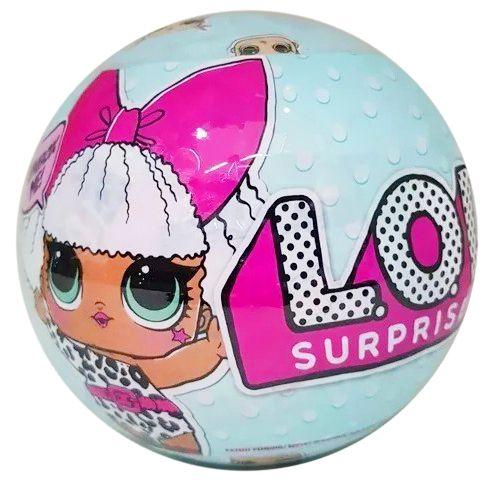 Mini Boneca Surpresa – LOL Surprise - Lil Outrageous Littles - Serie 1 - 7 Surpresas – Candide