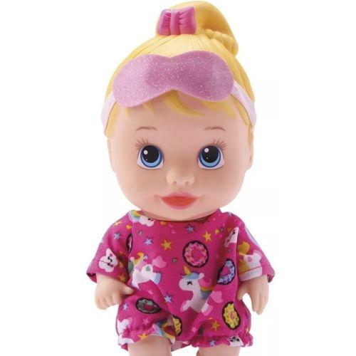 Boneca My Little Collection - Brincando de Pijama - Diver Toys