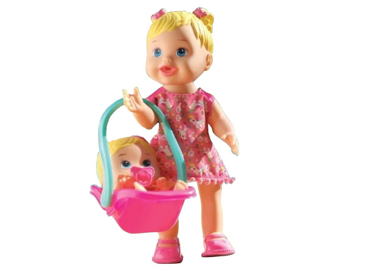 Boneca my little collection - Tal Mãe Tal Filha - Diver Toys