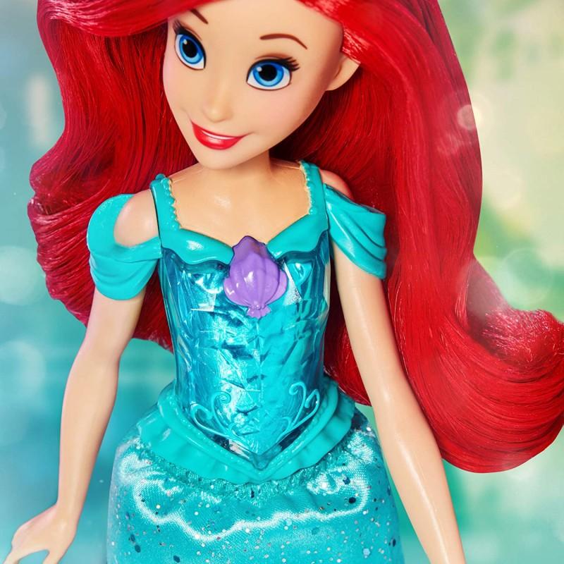 Boneca Princesa Disney - Ariel - Royal Shimmer - Hasbro