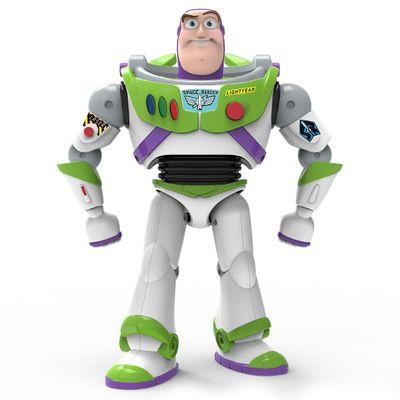 Boneco Com Som - Articulado - Toy Story 4 - Buzz Lightyear - 25 cm - Toyng