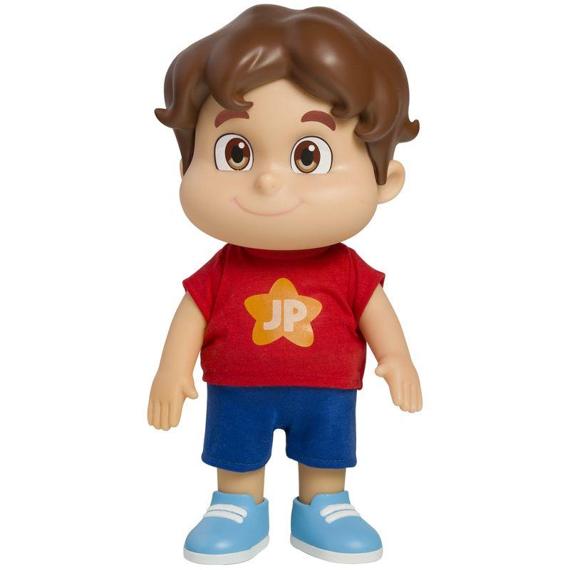 Boneco Articulado - JP - Maria Clara & JP - Baby Brink
