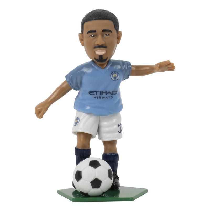 Boneco Colecionável - Gabriel Jesus - Manchester City FC - Futebol e Magia