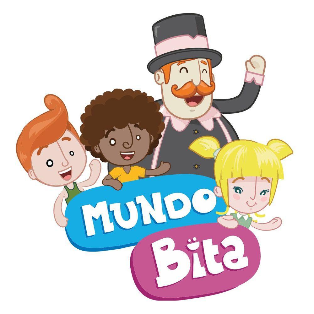 Boneco de Vinil Articulado - Mundo Bita - Bita - 19 cm - Lider