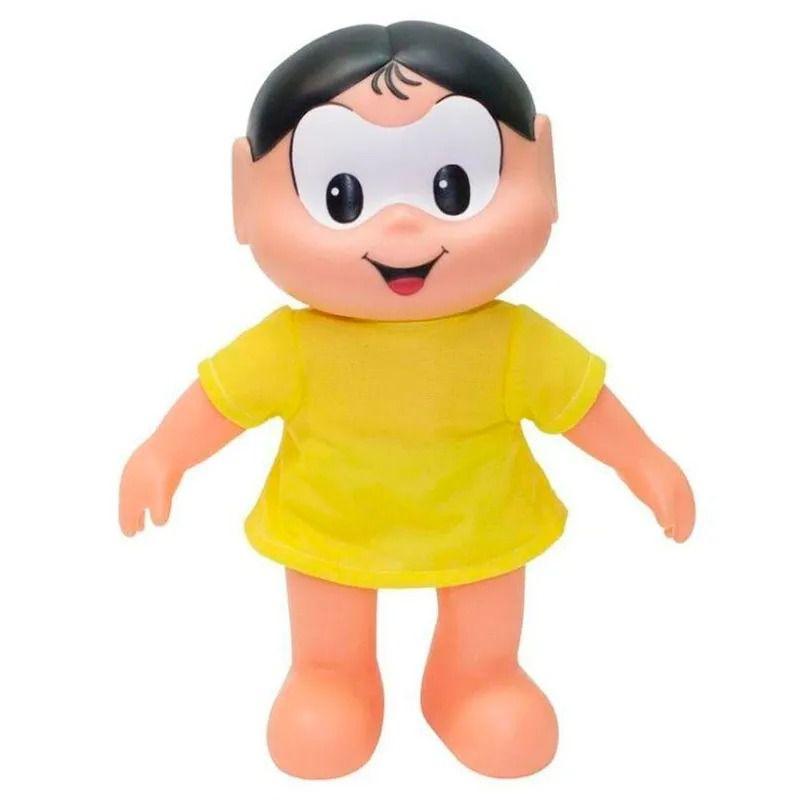 Boneca de Vinil - Magali - Turma da Mônica - Baby Brink