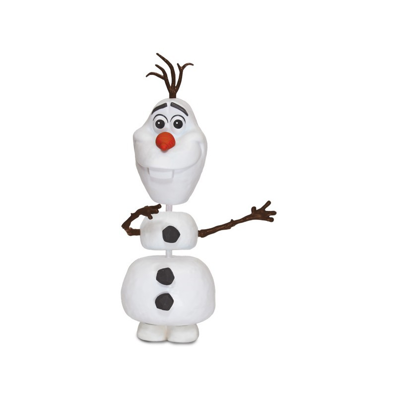 Monte o Boneco Olaf - Frozen - 14 Peças - Elka
