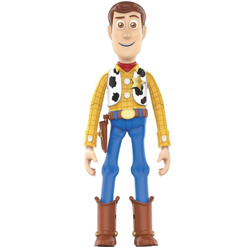 Boneco com Som - Toy Story 4 - Woody - 14 Frases - 30cm - Toyng