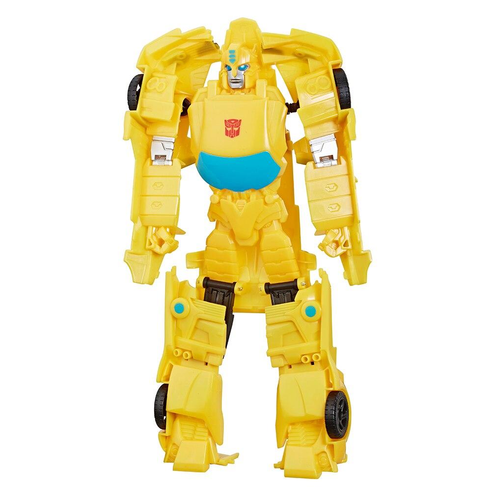 Boneco Transformers - Titan Changer Autobot - Bumblebee
