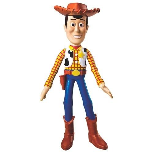 Boneco de Vinil - Woody - Toy Story - Líder