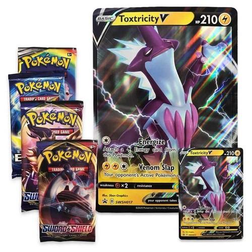 Box Pokémon - Coleção Toxtricity V - Copag