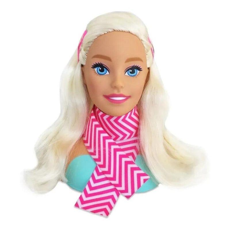 Busto da Barbie - Styling Head -  Pupee