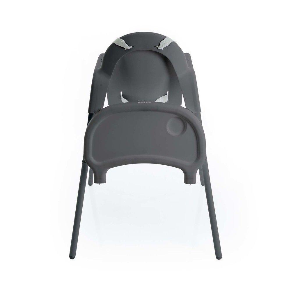 Cadeira de Refeição - Cook - Cinza - Cosco