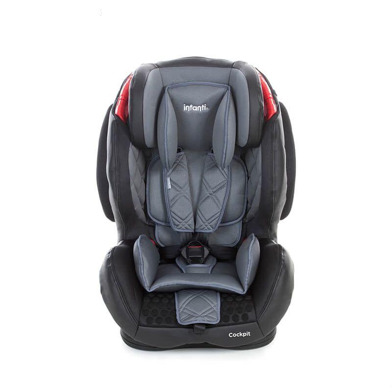 Cadeirinha Cockpit - de 9 à 36 Kg - Infanti