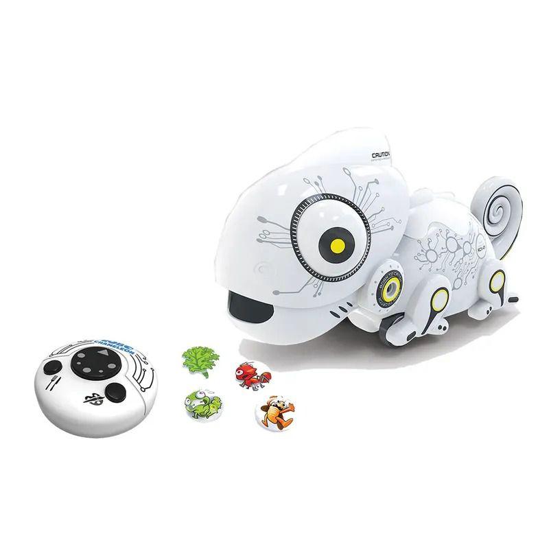 Robô Camaleão de Controle Remoto - Silverlit - DTC
