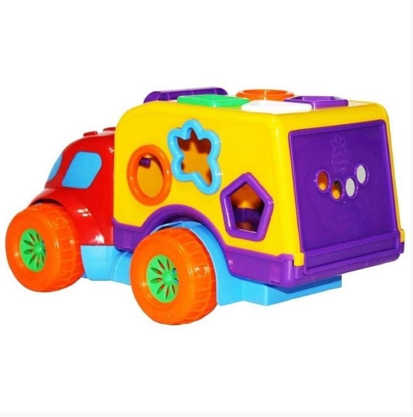 Caminhão de Atividades Robustus - Diver Toys