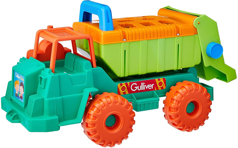 Caminhão Multiformas - Gulliver