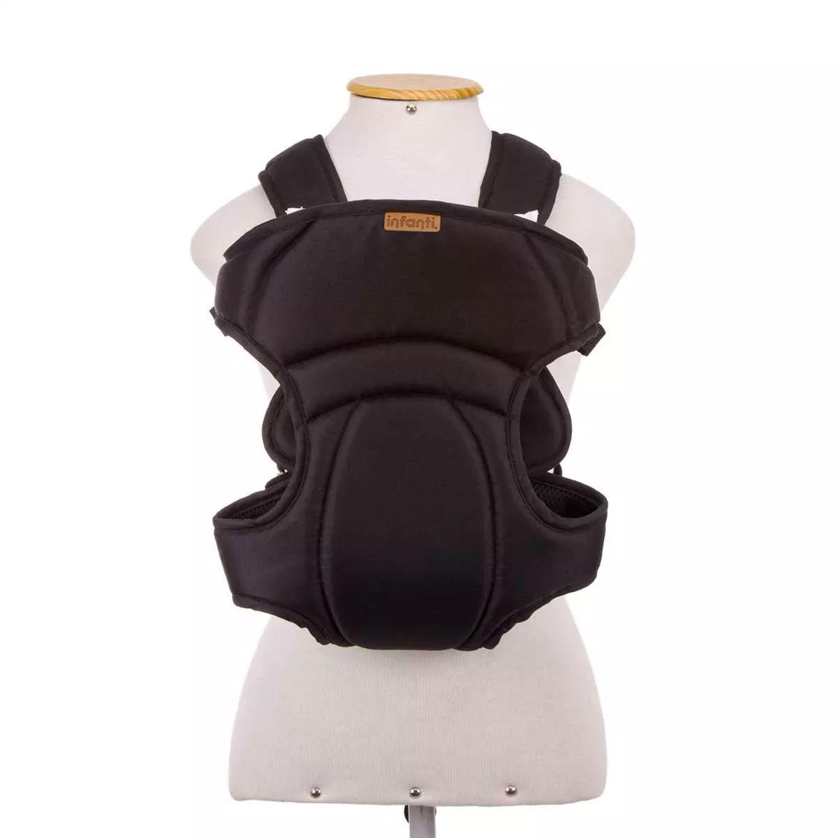 Canguru I Love Travel - Black - de 3,5 a 15 kg - Infanti
