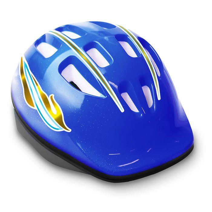 Capacete Infantil - Azul - Nathor
