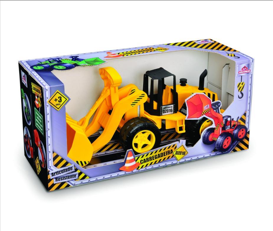Trator Carregadeira - DZ016 - Adijomar