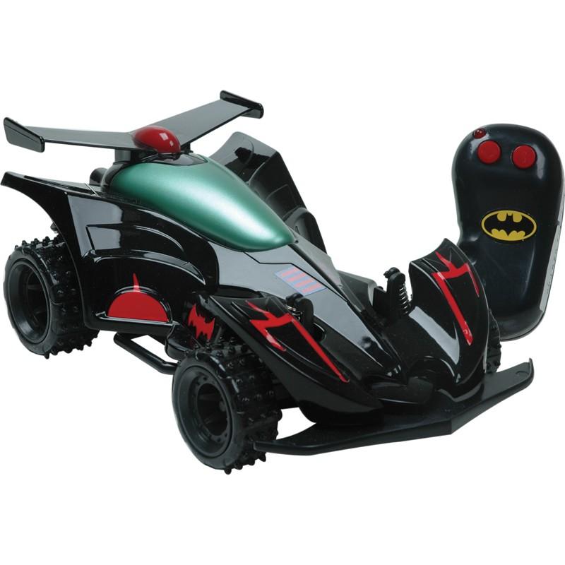 Carro de Controle Remoto - Batman - Veículo de Ação - Candide