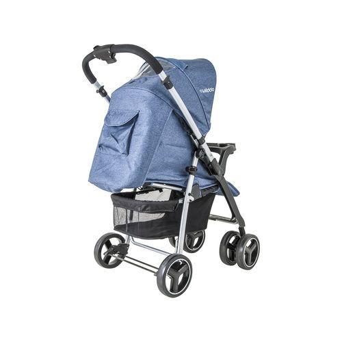 Carrinho de Passeio - Zap - Melange - De 0 à 15 Kg - Azul - Kiddo