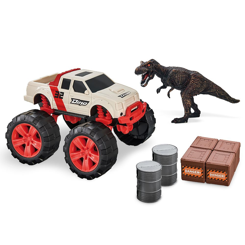 Carrinho Dino Runners - Usual Brinquedos