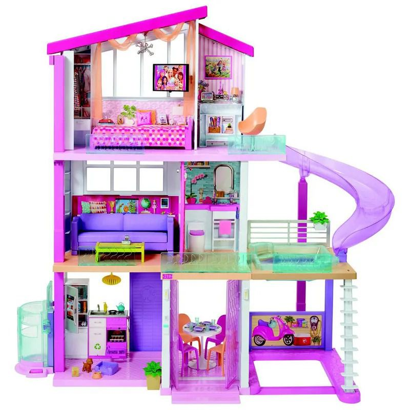 Casa dos Sonhos Barbie - Mattel