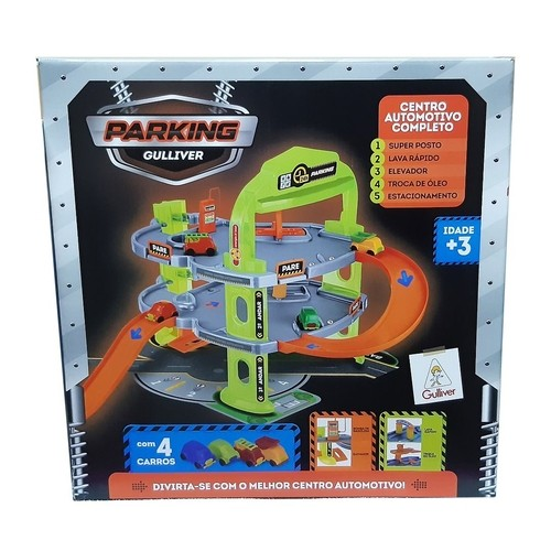 Centro Automotivo Completo - Parking - Gulliver