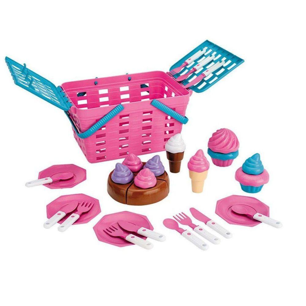Cesta Kit Cake - Magic Toys