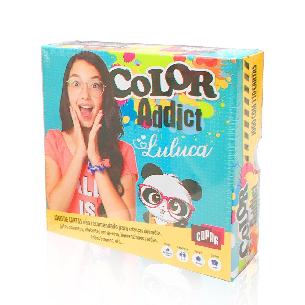 Jogo - Color Addict - Luluca - Copag