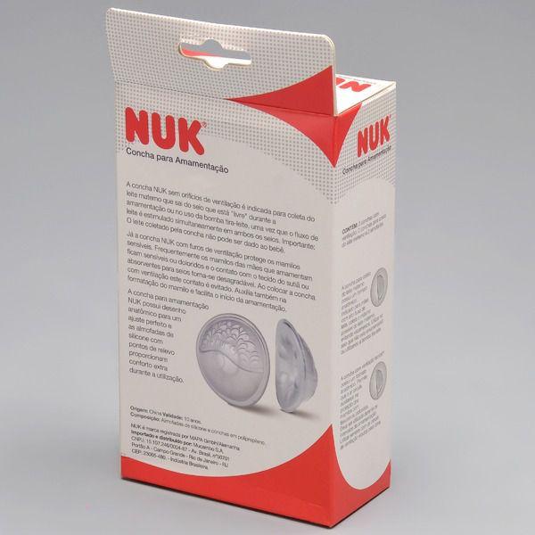 Conchas para Amamentação - 2 unidades - Nuk